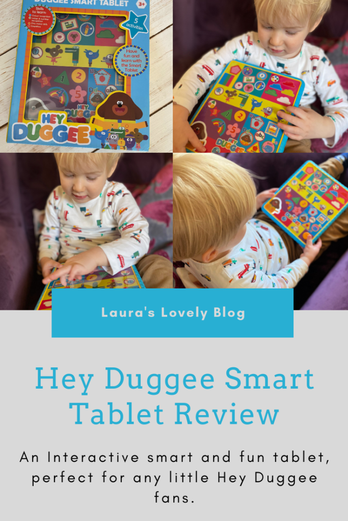 Hey Duggee Tablet Review. An interactive and fun tablet, perfect for any little Hey Duggee fans.