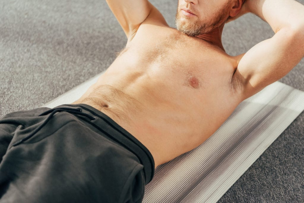 BEN'S ZONE: My Lockdown Fitness Regime