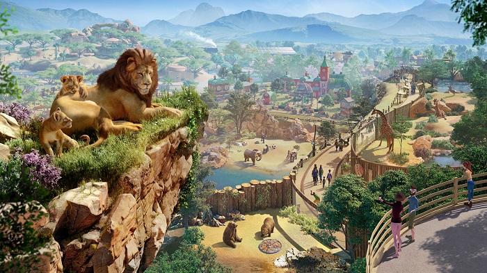 Planet Zoo Giveaway