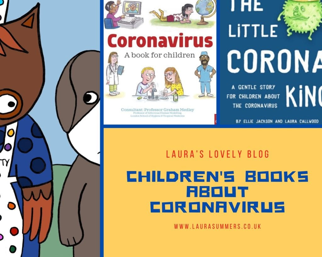 Children's Books About Coronavirus