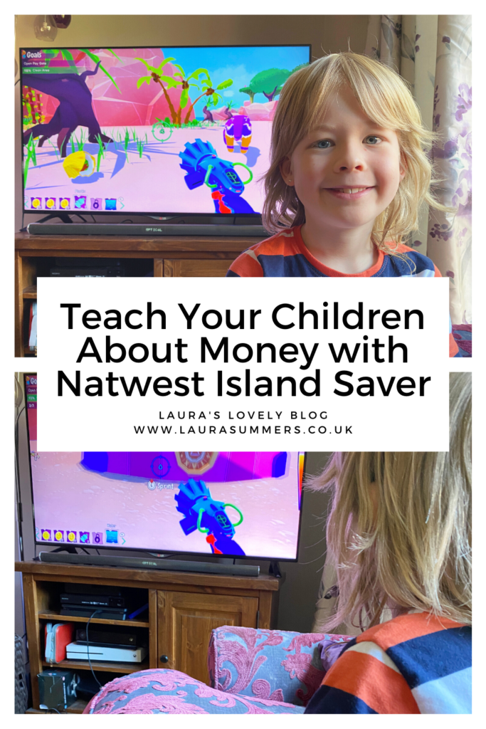 Teach your children about money with Natwest Island Saver. A free and fun game for children that teaches your children about money.