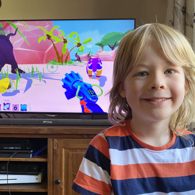 Logan Natwest Island Saver Free Game for Children
