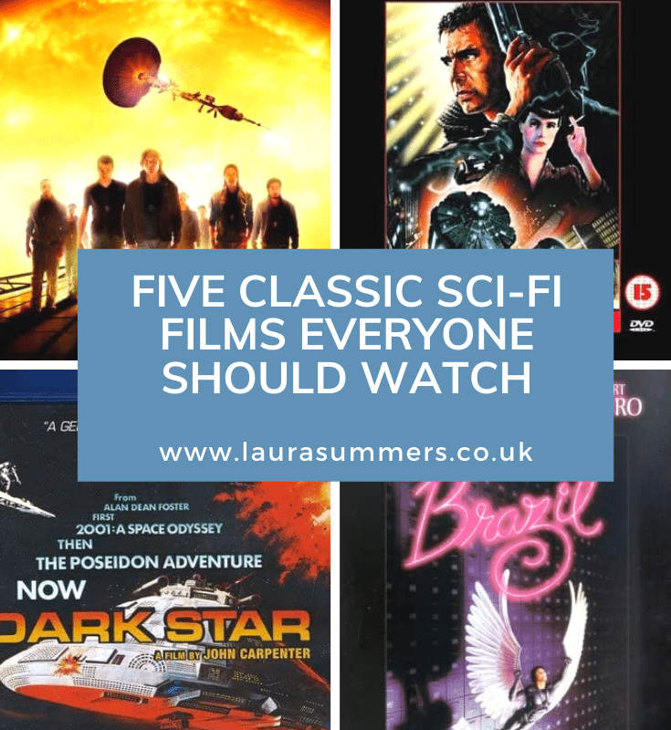 Five Classic Sci-Fi Films Everyone Should Watch. Five must-see classic sci-fi films everyone should watch in their lifetime.