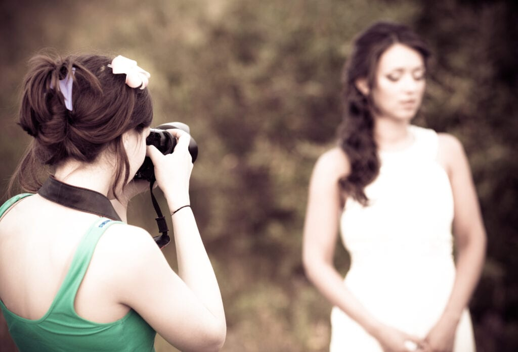 4 Tips for Being your own Wedding Photographer