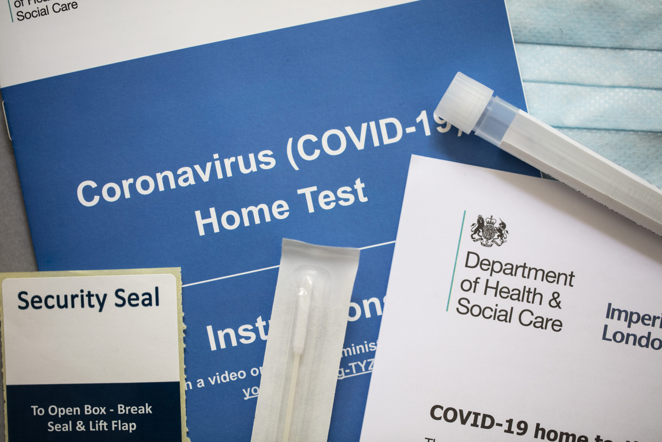 What is a covid test like?