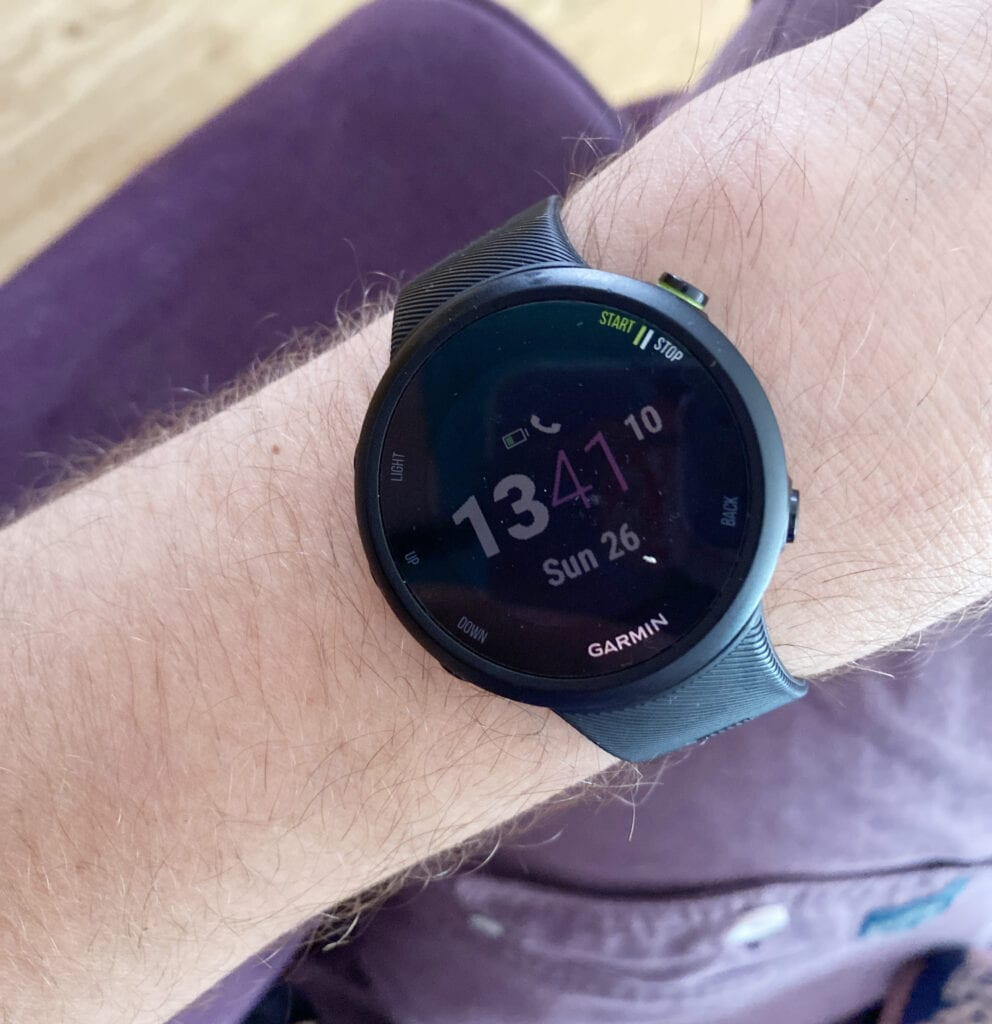 Garmin 45 Forerunner Review