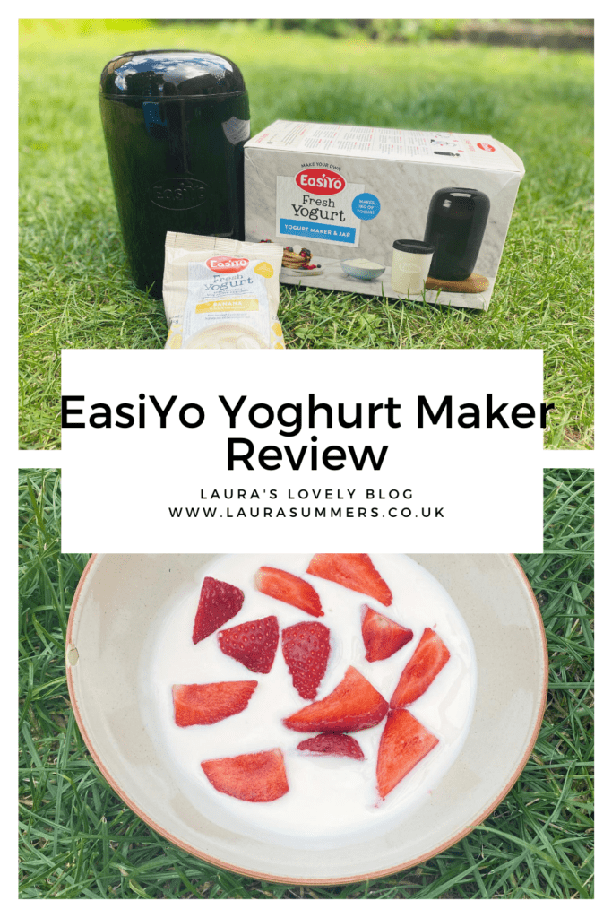 EasiYo Yoghurt Maker Review. A cheaper and more environmental way to make yoghurt at home. That's really easy to make too.