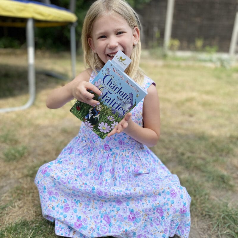 CHILDREN'S BOOK REVIEW: Charlotte and the Fairies