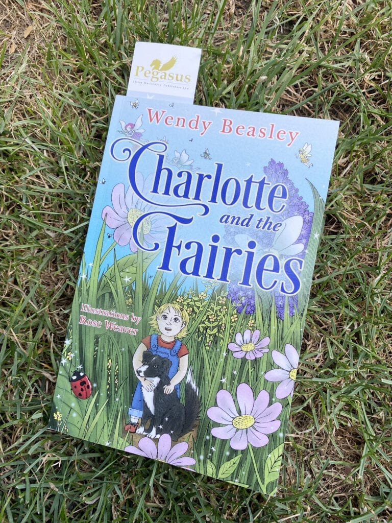 Charlotte and the Fairies book cover