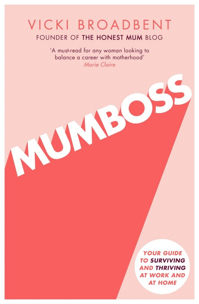 Picture of the book cover of MUMBOSS by Vicki Broadbent