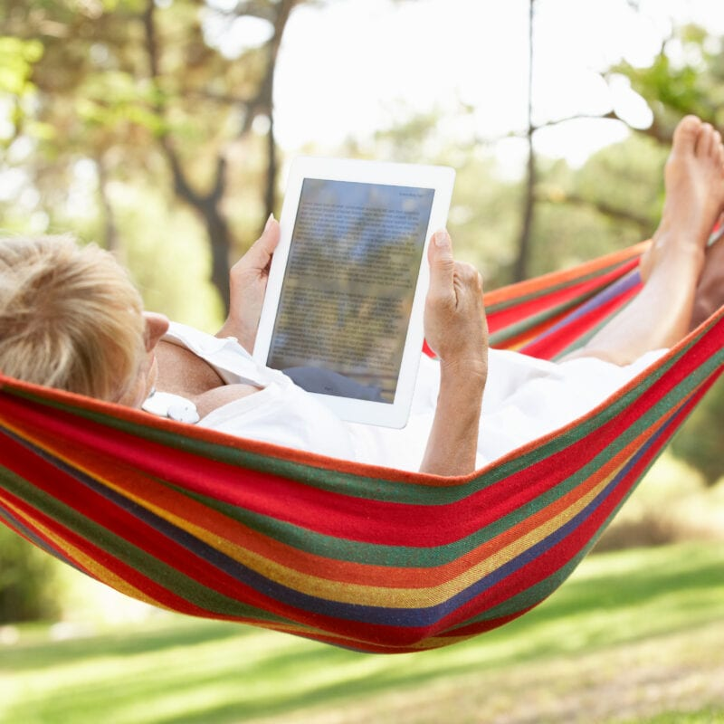 Relax in your Garden with Hammock Giant