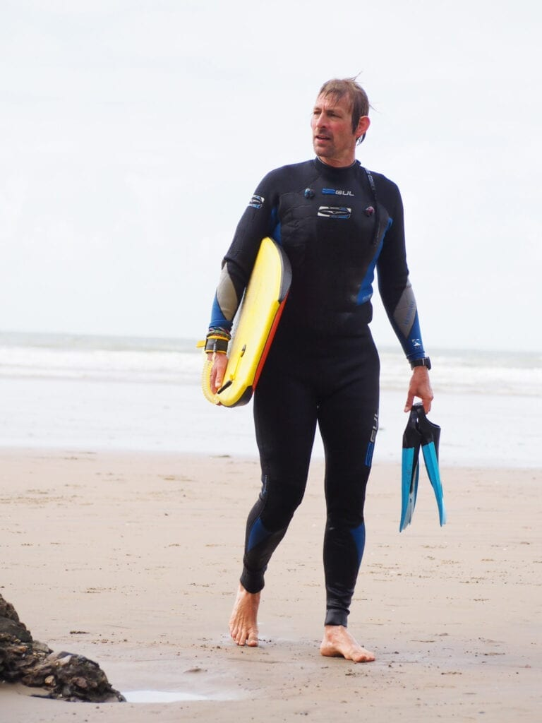 How to Fix a Wetsuit
