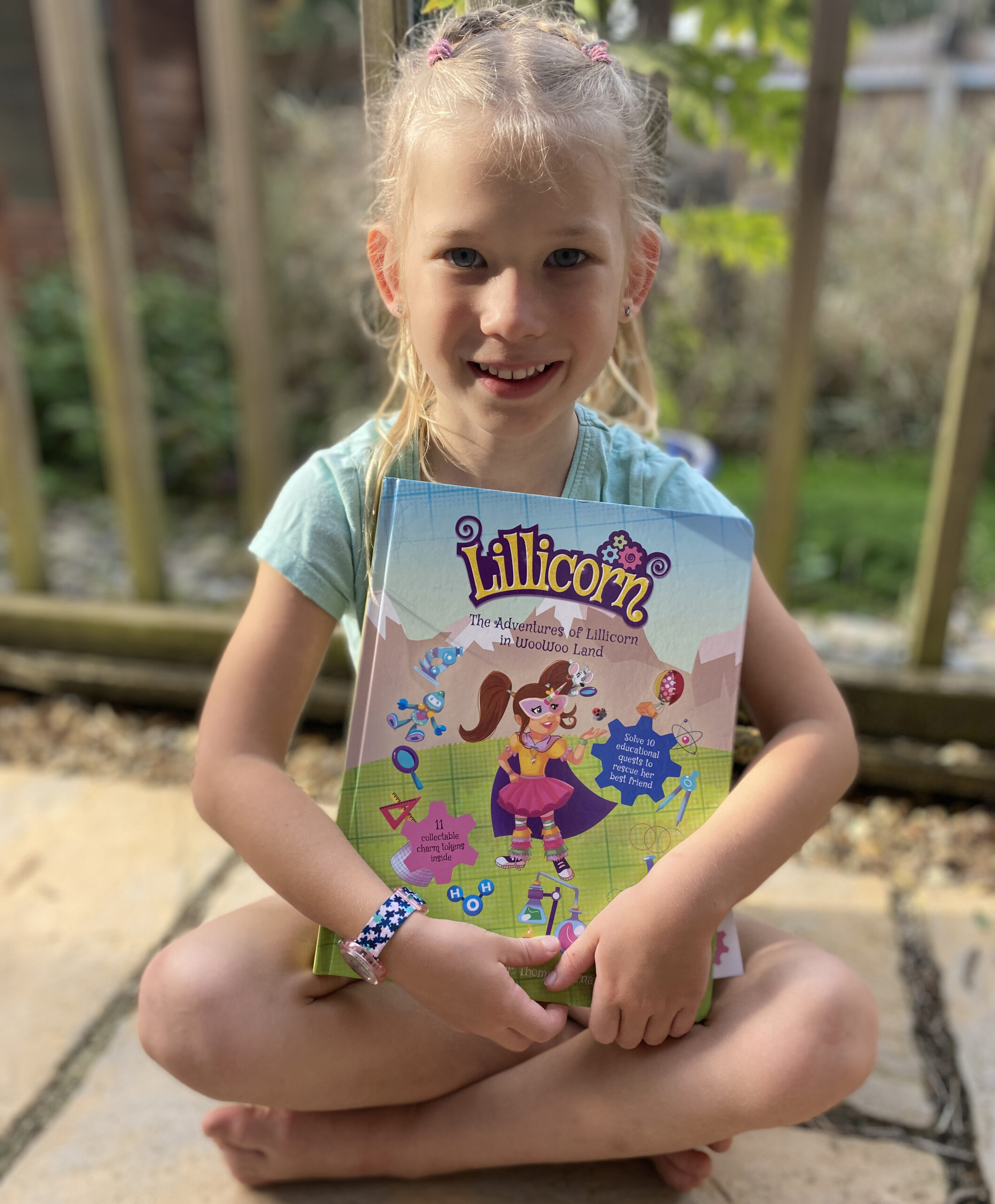 The Adventures of Lillicorn in WooWoo Land book review