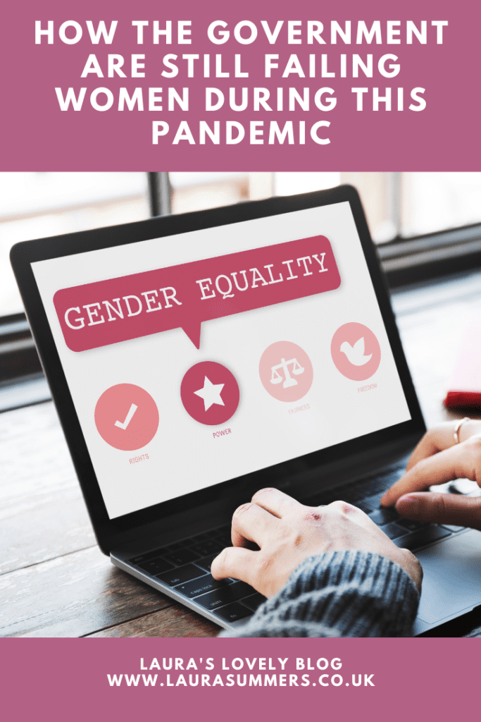How the Government are Still Failing Women During this Pandemic. The increasing impact of covid on women, from maternity services, maternity leave, redundancy and childcare. How it is disproportionately impacting women and we need to see more support from the government.