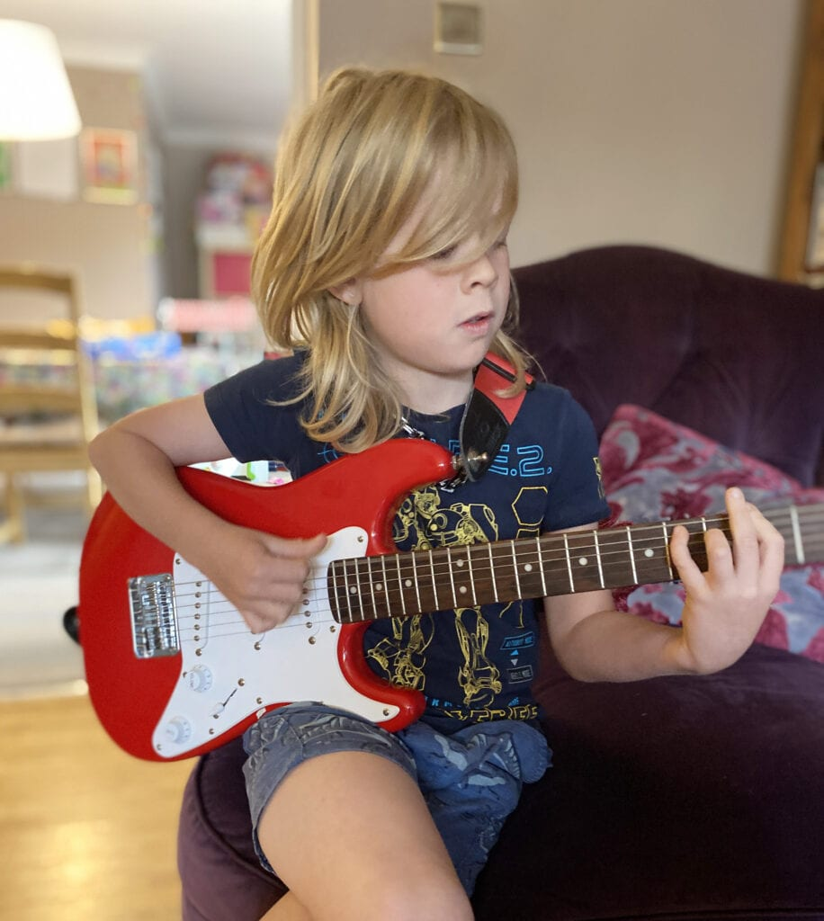 Gifts for the Junior Guitarist