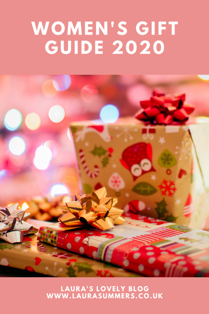 Women's Gift Guide 2020. Gifts for the women in your life. The mothers, sisters, aunts and best friends. Here are some gift ideas that will hopefully help you with your Christmas shopping.