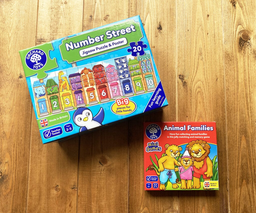 Educational Games for Toddlers with Toy Street