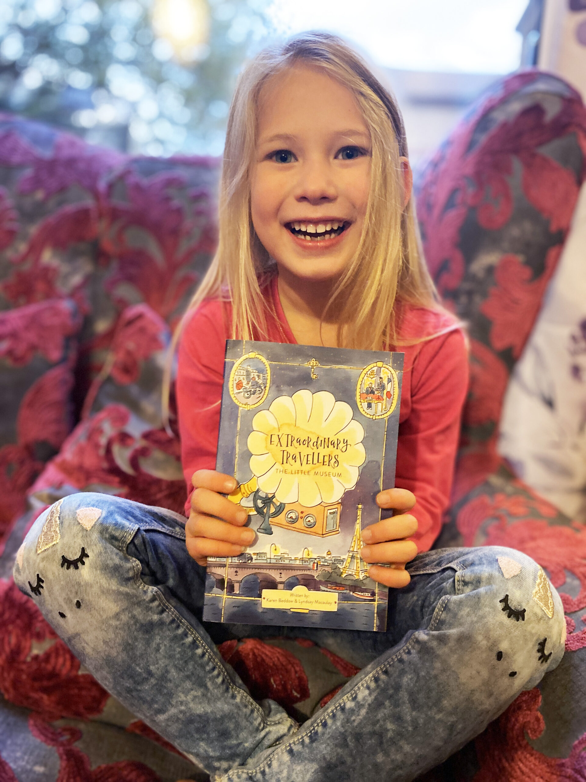 CHILDREN'S BOOK REVIEW: Extraordinary Travellers: The Little Museum