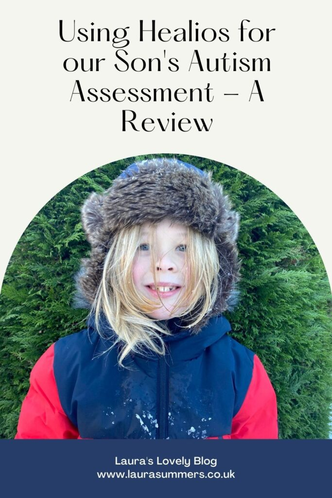 Using Healios for our Son's Autism Assessment - A Review. Using Healios via the NHS for my son's autism assessment. How it worked, what to expect and how it massively cut our waiting list time.