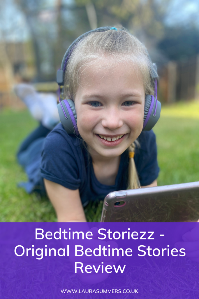 Bedtime Storiezz - Original Bedtime Stories Review. A monthly subscription service of unique and endearing audiobooks for young children to listen to.