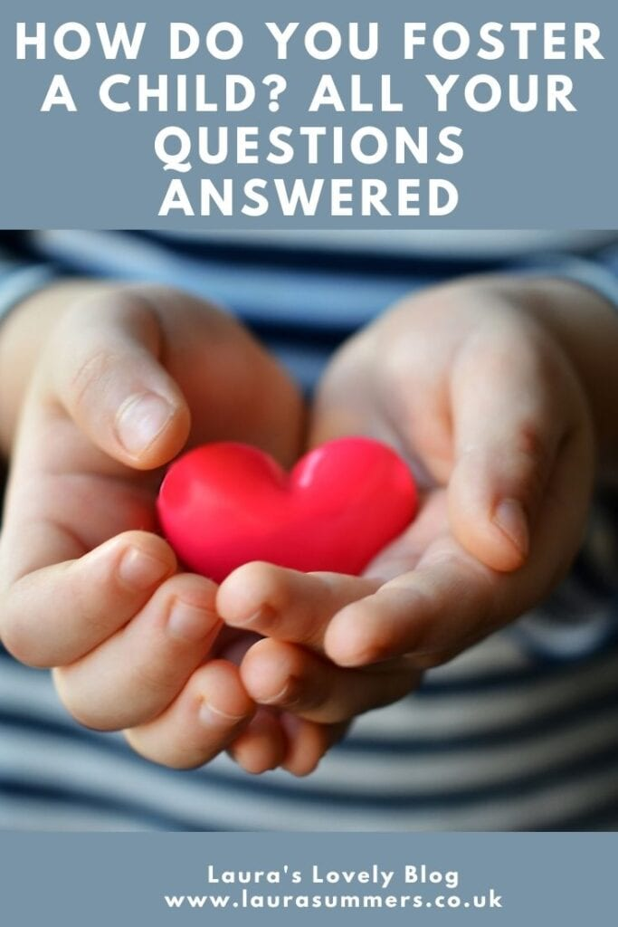 How Do You Foster A Child? All Your Questions Answered. Have you ever considered fostering but just don't where to start. Here is a post with all of your questions answered. There is a national shortage of foster carers so it's a great time to get involved and consider a new career path