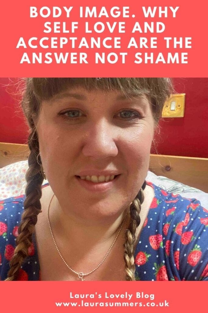 Body Image. Why Self Love And Acceptance Are The Answer Not Shame. Fed up of the shaming of overweight people I discuss how loving and acceptance yourself as your are is the key to happiness.