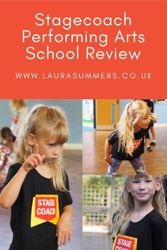 Stagecoach Performing Arts School Review. Classes at the weekend or after school that teach children all about the performing arts. These are perfect activities for children to build their confidence and mental wellbeing after such a challenging time.